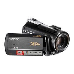 4K Video Camcorder, Ordro 4K UHD Digital WiFi Video Recordin