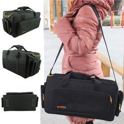 Camcorder Bag Shoulder Padded Handbag For Panasonic Sony HDV