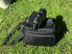 Camcorder Camera Bag Case, Nikon, Canon, Sony, Fuji Instax,