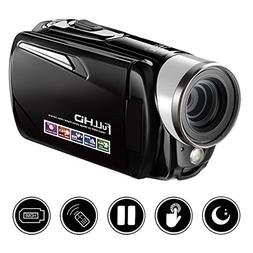 Camcorder 1080p Camera Infrared Camera Video Camera 3 Inch T