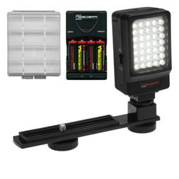 Precision Design Digital Camera / Camcorder LED Video Light