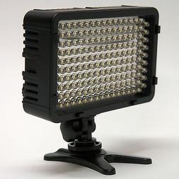 Pro HF G40 LED on camcorder video light for Canon VIXIA full