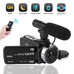Video Camera Camcorder 1080P Digital Camera Night Vision You
