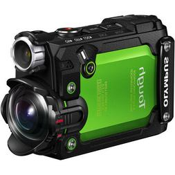 "Digital Camcorder - 1.5"" LCD - BSI CMOS - 4K - Green"