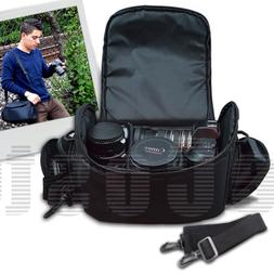 Digital Camcorder Padded Bag, Large for Canon VIXIA HF G10 G