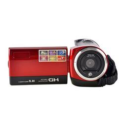 Camcorder Camera,KINGEAR C6 2.7 inch TFT LCD Digital Video C