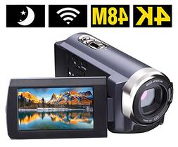 camcorder wifi control digitial 3