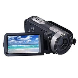 Digital Video Camera Camcorders With IR Night Vision 24.0 Me