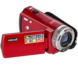 Camera Camcorders, Besteker Portable Digital Video Camcorder