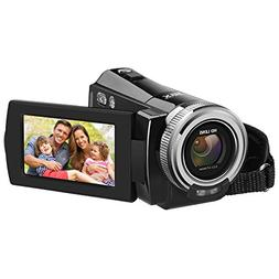 Camera Camcorders, LAKASARA 1280 x 720P Handy Camera Recorde