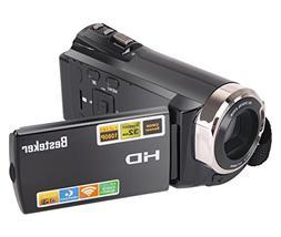 Video Camcorders, Besteker Portable Digital Video Camera Max