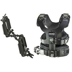 CAME 2.5-15kg Load Pro Camera Steadycam Vest+ Dual Arm