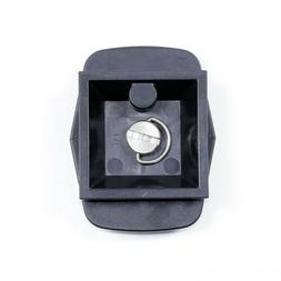 For Camera DSLR SLR Tripod Quick Release Plate Screw Adapter