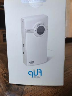 Flip Video Camera Pure Digital F260 Flash Media Camcorder In