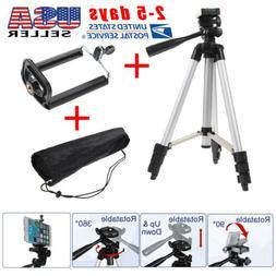 Camera Tripod Stand Mount Holder For Digital Camcorder iPhon