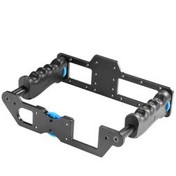 Camera Video Cage for Nikon Pentax Canon 5D Mark II and Othe