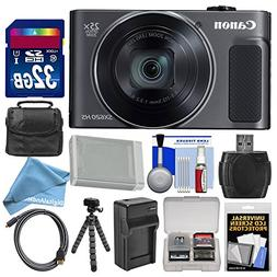 Canon PowerShot SX620 HS Wi-Fi Digital Camera  with 32GB Car