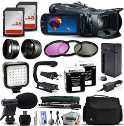 Canon VIXIA HF G30 HFG30 HD Camcorder Video Camera + 128GB M