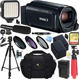 Canon VIXIA HF R800 Camcorder with 57x Advanced Zoom  + 32GB