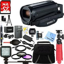 Canon VIXIA HF R82 Camcorder  Accessories Bundle - Includes