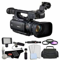 Canon XF105 HD Professional Camcorder Pro Bundle