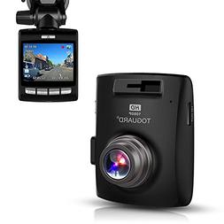 TOGUARD Dash Cam for Cars,1080P Dashboard Camera Car DVR Vid