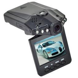 "2.5"" HD Car LED DVR Road Dash Video Camera Recorder Camcorde"