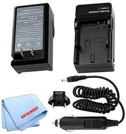 Tronixpro Car/Home Charger for D-LI109 Rechargeable Battery