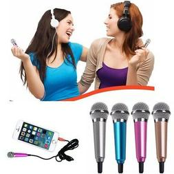 Car Mini Stereo Microphone Mic For Android iPhone PC Chattin