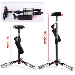 Carbon Fiber Portable Handheld Steady Stabilizer For Video C
