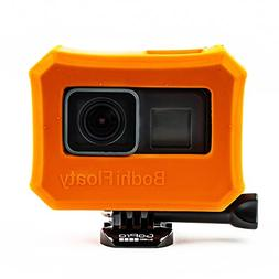 Bodhi Floaty Case, Orange for GoPro HERO 6, HERO 5 Black and