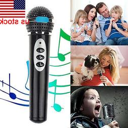 Child Girls Boys Microphone Mic Karaoke Singing Kids Funny M
