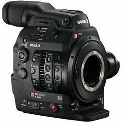 Canon Cinema EOS C300 Mark II Camcorder Body +Dual Pixel CMO