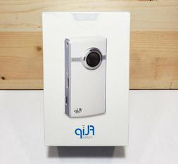 Cisco Flip UltraHD Video Camera Camcorder 4GB White U260W -