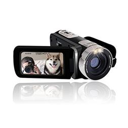 "SEREE Camera Comcorder Full HD 1080p 16X Digital Zoom 2.7"" L"