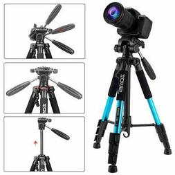 """ZOMEI 55"""" Compact Light Weight Travel Portable Folding SLR C"""