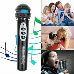 Creative Gifts Karaoke Singing Microphone Mic Music Toy For