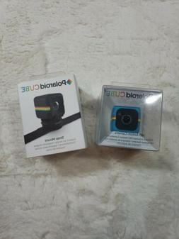 Polaroid Cube POLC3BK Digital Camcorder - CMOS - Full HD - B
