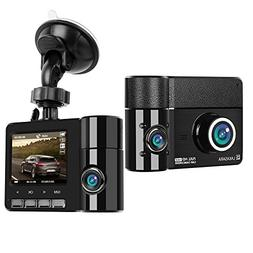 Dash Cam, LAKASARA Car Dashboard Camera Recorder Ultra HD 10