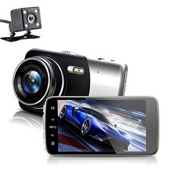 On Dash Camera, Sendowtek Overhead Video Car Camcorder Full