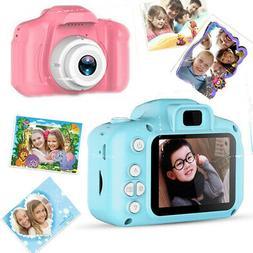 DC500 Mini Digital Camera for Kids Baby Cute Camcorder Video