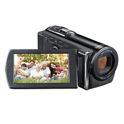 PowerLead Dcam PL-C10 16MP Digital Camcorder Camera DV Video