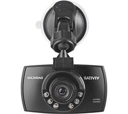 "Vivitar DCM106 Dash Cam with 2.4"" LCD"
