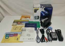 Sony DCR-DVD108 DVD Handycam Camcorder 40x Optical Zoom Carl