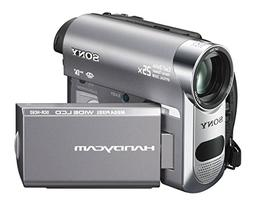 Sony DCR-HC62 1MP MiniDV Handycam Camcorder with 25x Optical