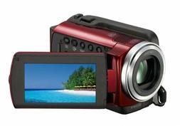 Sony DCR-SR47 Hard Disk Drive Handycam Camcorder Red