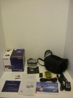 NEW Sony DCR-SR62 30GB Hard Disk Drive Handycam Camcorder 25