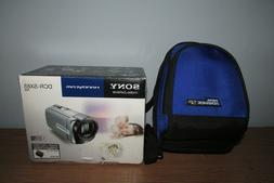 Sony DCR-SX65 HandyCam Camcorder w/ Carrying Case