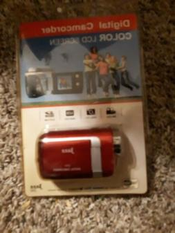 JAZZ DIGITAL CAMCORDER COLOR LCD SCREEN Z40 NEW UNOPENED PAC