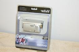 VIVITAR DIGITAL CAMCORDER Video Camera DVR503, 4X Digital Zo